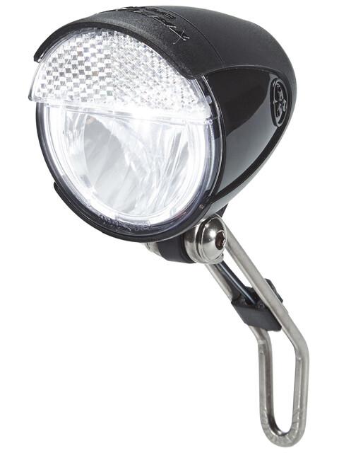 Trelock LS 583 Bike-i retro Frontscheinwerfer schwarz
